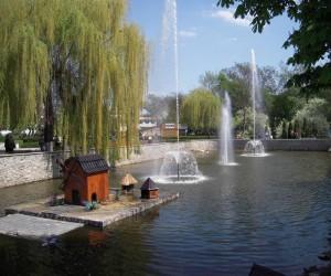 Пам'ятки Миргорода. Курортний парк
