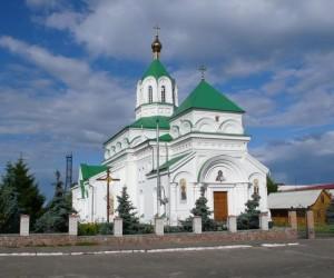 Миколаївська церква - пам'ятка м Радомишль