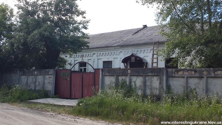 Спасо-Преображенський монастир - пам'ятка Ржищева